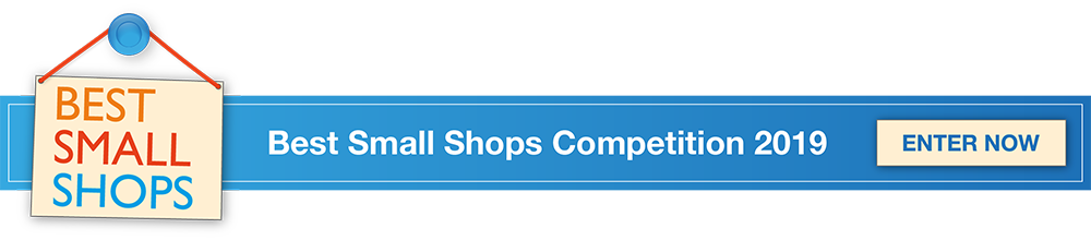 Enter the Best Small Shops Comptition 2019