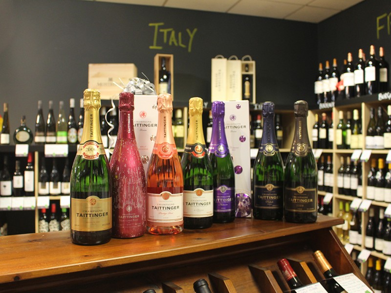 Ann et Vin Wine Shop has a champagne for every celebration in your life!