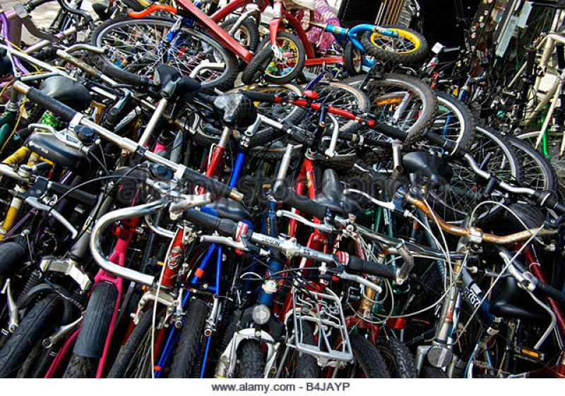 Bikes for export
