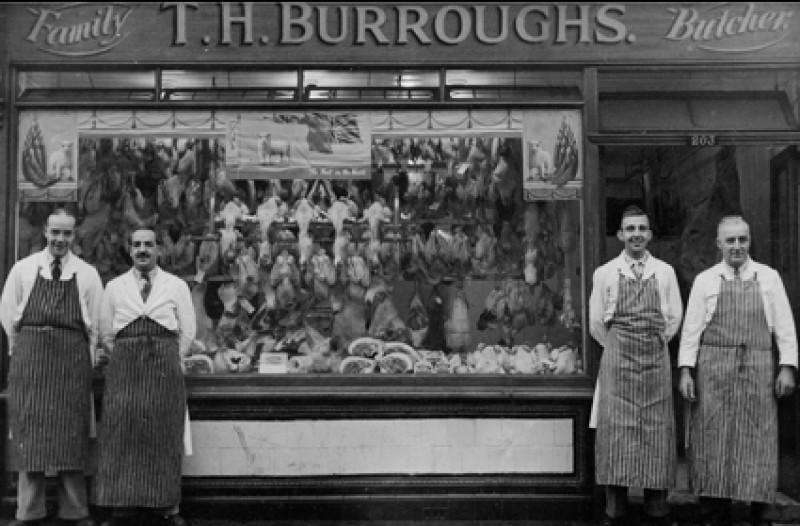 Original shop in Rodbourne