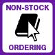 non-stock ordering